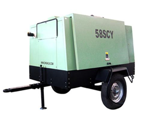 58SCY-8 柴油移动式螺杆压缩机