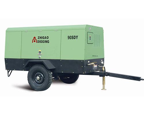90SDY电动移动螺杆压缩机