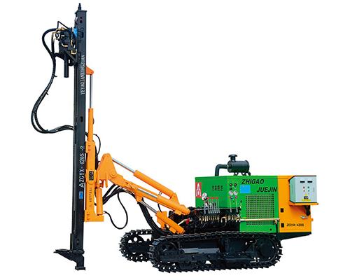 ZGYX-420S柴电双用潜孔钻车