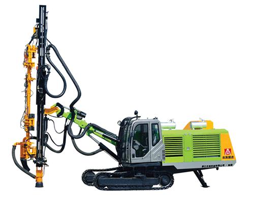 ZGYX-5500液压行走式潜孔钻车