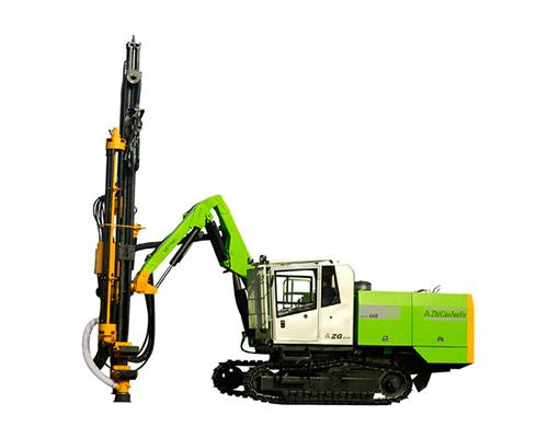ZGYX-660全液压露天凿岩钻车
